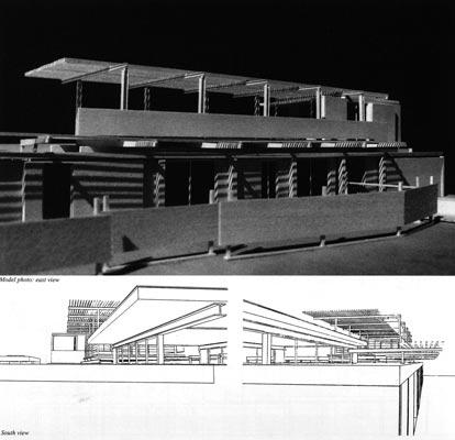 Wkase - Limposante residence contemporaine de ehrlich architects ...